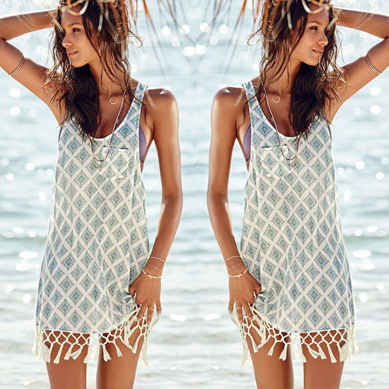 Elegant Beach Dresses