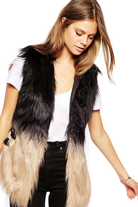 Imitation fur fashion women LOSHO