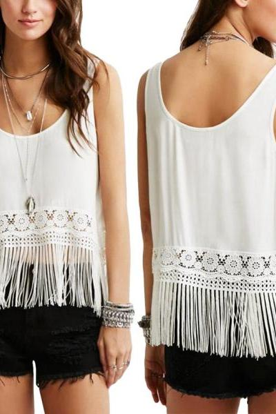 Fashion Top Boho