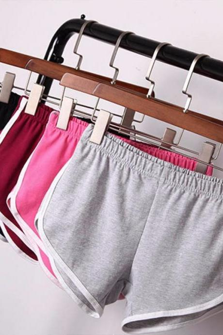 Fashion Elastic Shorts