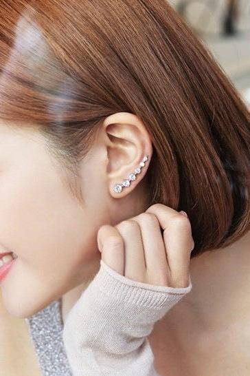 925 Silver Earrings for Women
